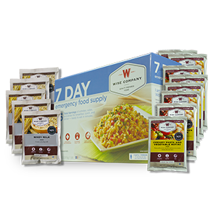 7 day emergency food-web