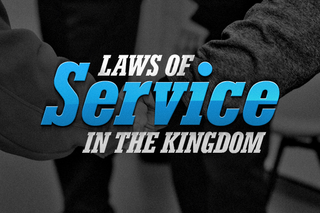 Laws of Service In the Kingdom
